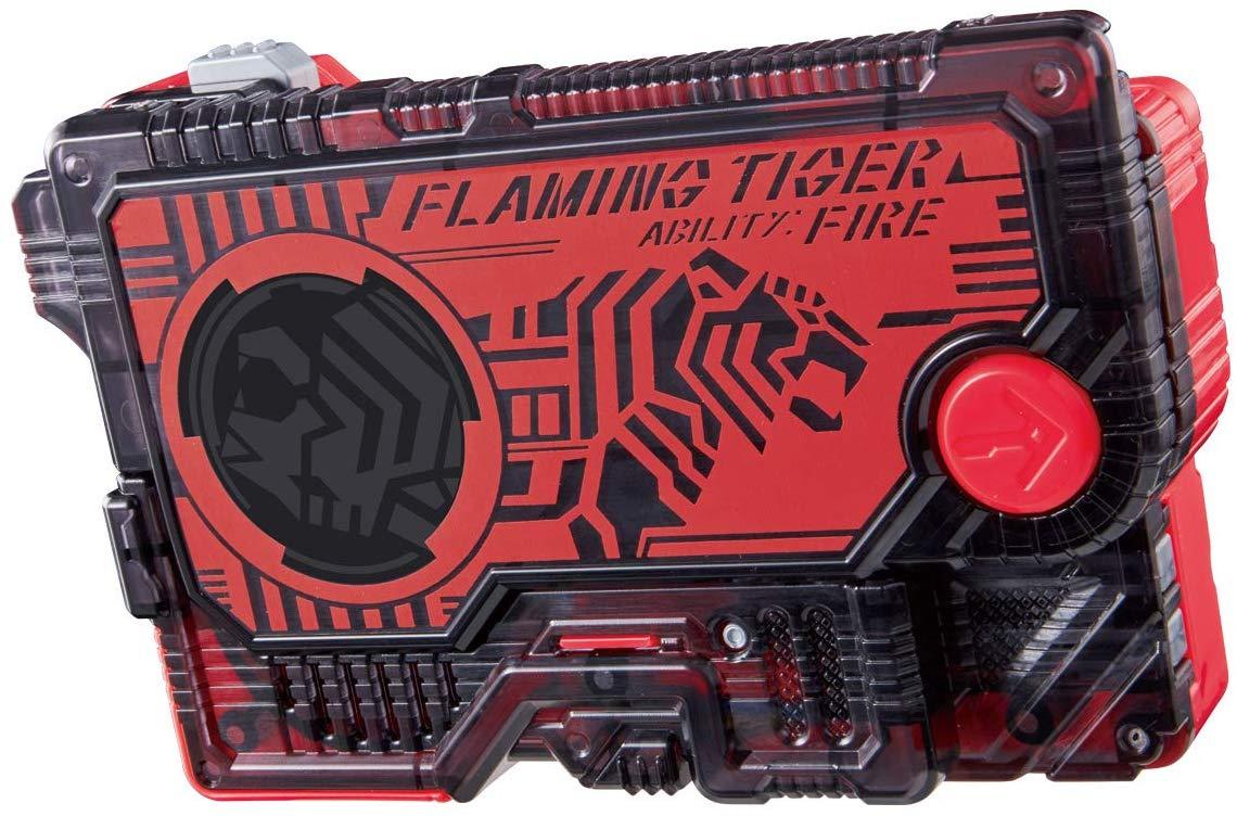 BANDAI 假面騎士ZERO-ONE DX Flaming Tiger 燃燒猛虎 程式昇華之鑰【預購】【星野日本玩具】