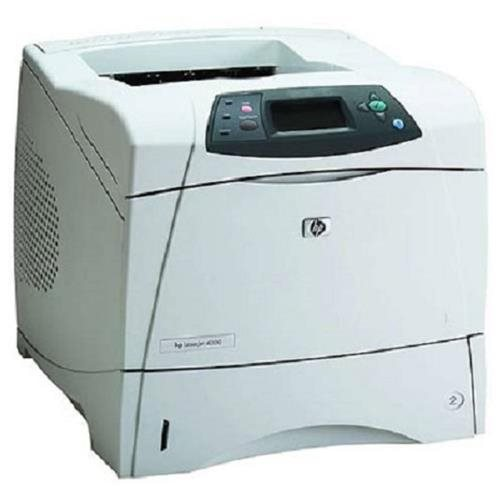 HP Laserjet 4300 Monochrome Laser Printer 0