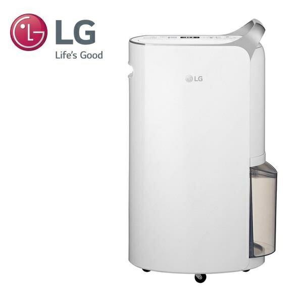 LG PuriCare 17公升變頻除濕機 MD171QSK1(晶鑽銀)