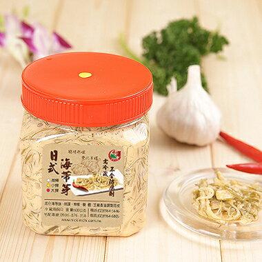 小潘日式海帶絲(小辣) 1罐/600克