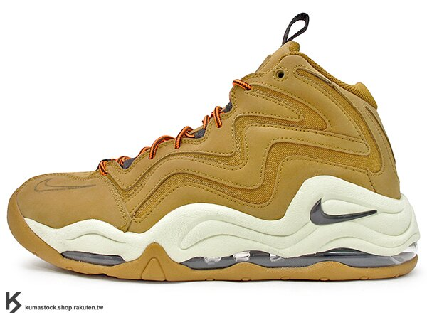 [20% OFF] 2018 NBA 90年代經典名作 再次復刻上市 NIKE AIR PIPPEN 1 DESERT OCHRE WHEAT 小麥色 土色 卡其色 麂皮 Scottie Pippen..