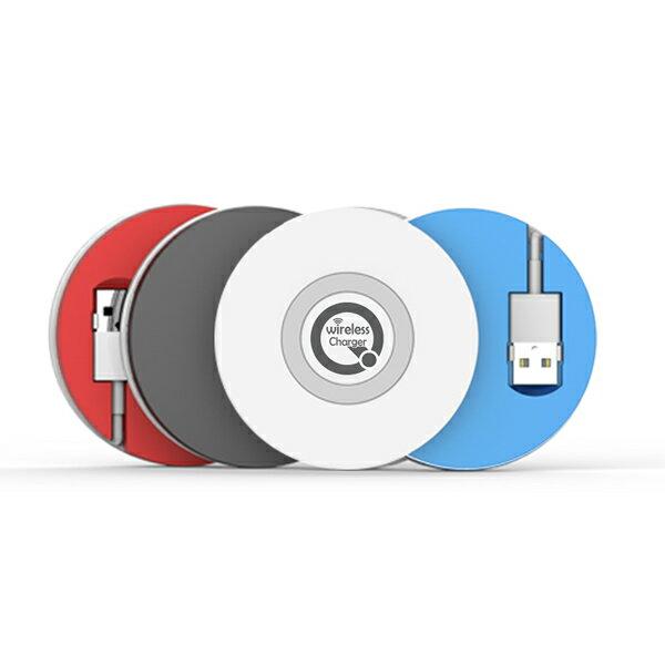 免帶線無線充電板 無線充電器 無線發射板 無線充電版 無線充電座 T600