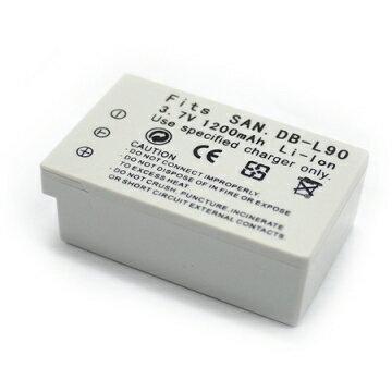 SANYO DMX-DB-L90 DBL90 相機電池 VPC Xacti SH1 Xacti DMX-SH11 1200mAh