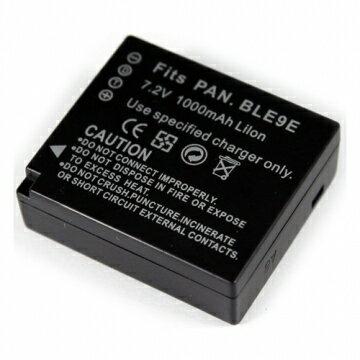 Panasonic DMW-BLE9 相機電池 BLE9 BLE-9 GF3 GF-3 GF5 GF-5 GF6 GF3X GX7 1000mAh
