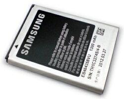 SAMSUNG S7500 原廠電池 EB464358VU 1300mAh 適用 Galaxy Ace Plus S-7500 / Galaxy Ace A+ i619 / Galaxy mini2 S6500 / Galaxy Fame Lite S6790