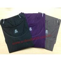 保暖服飾推薦BVD女超薄吸濕保溫發熱衣(八分袖)BU38(日本同步發售)