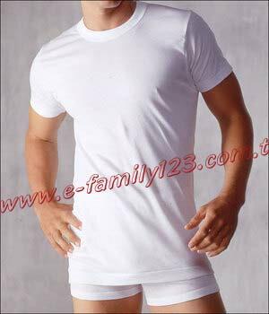 BVD全棉圓領短袖衫N053(230)