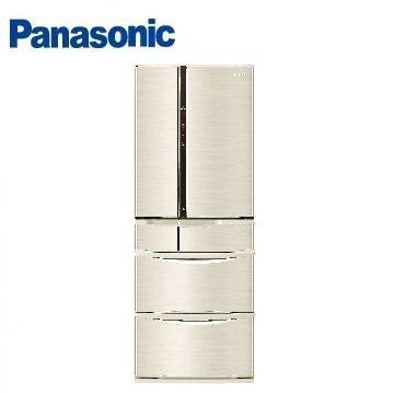Panasonic國際牌NR-F502VT六門變頻冰箱(501L)(香檳金)※熱線:07-7428010