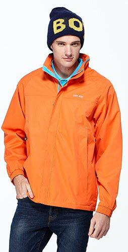 防風防潑透氣機能型風衣外套