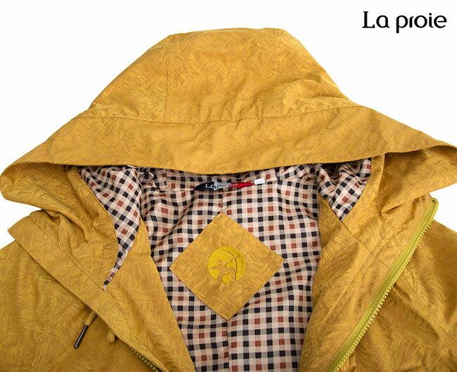 La proie 女式提花風衣 CF1672084 6