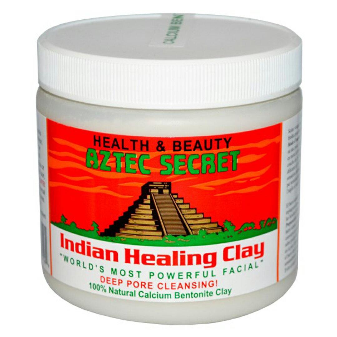 美國 Aztec Secret 印度神泥面膜 454g 清潔面膜 Indian Healing Clay Unicorn