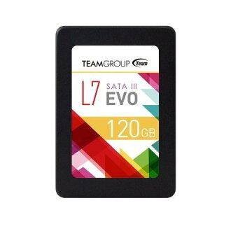 *╯新風尚潮流╭* 十銓 L7 EVO SSD 固態硬碟 120G 120GB 三年保固 T253L7120GTC101
