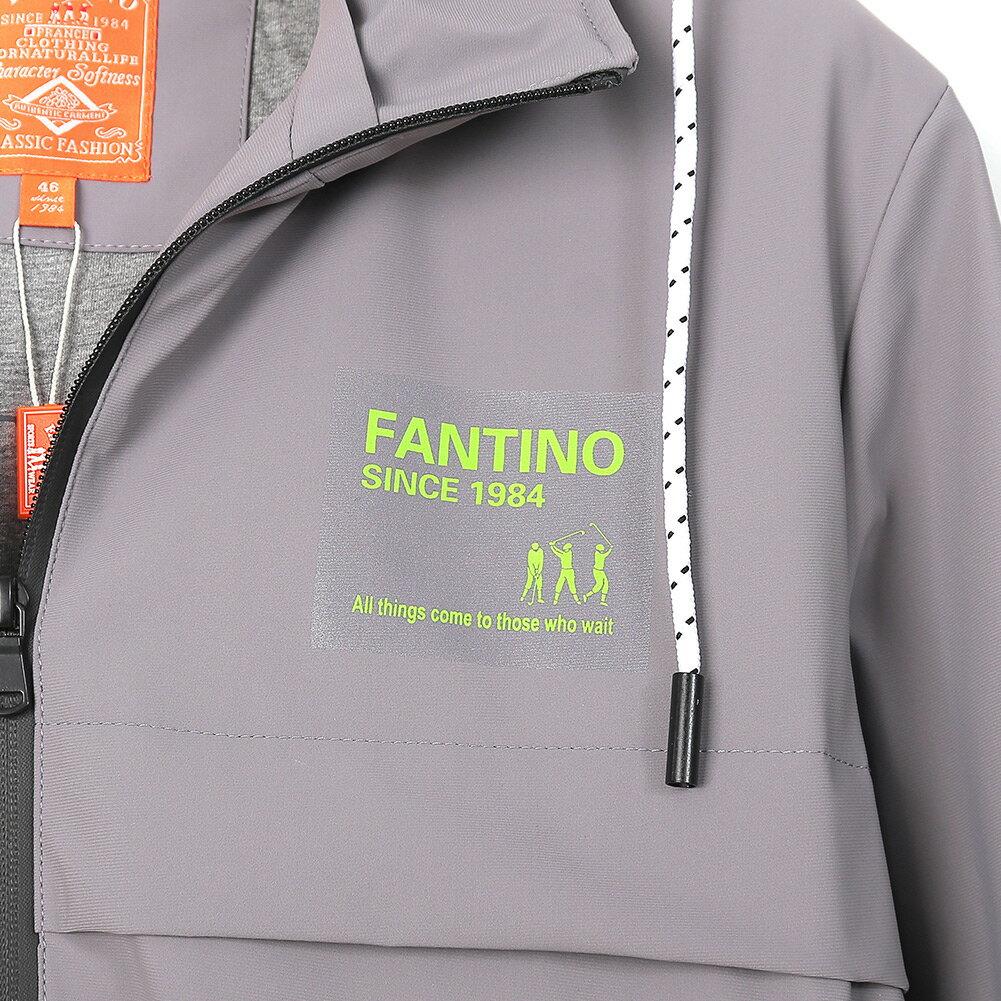 【FANTINO】外套(男)-灰 945332 7