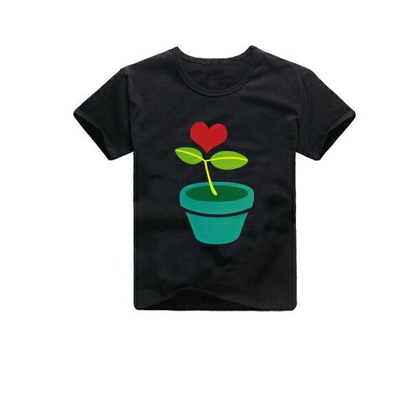 T恤 親子裝 全家福  可客製化 MIT台灣製純棉短T 班服◆快速出貨◆獨家配對情侶裝.愛的灌溉【YC038】可單買.艾咪E舖 3