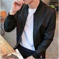 CPMAX 韓系潮帥夾克外套 防風外套 薄外套 修身外套 夾克外套 棒球夾克 男外套 上班外套 立領夾克外套 C87-CPMAX-潮流男裝