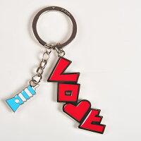 【MILU DESIGN】鑰匙圈>>LOVE台北-101 0