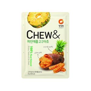 清淨園CHEW-地瓜果乾(鳳梨口味)