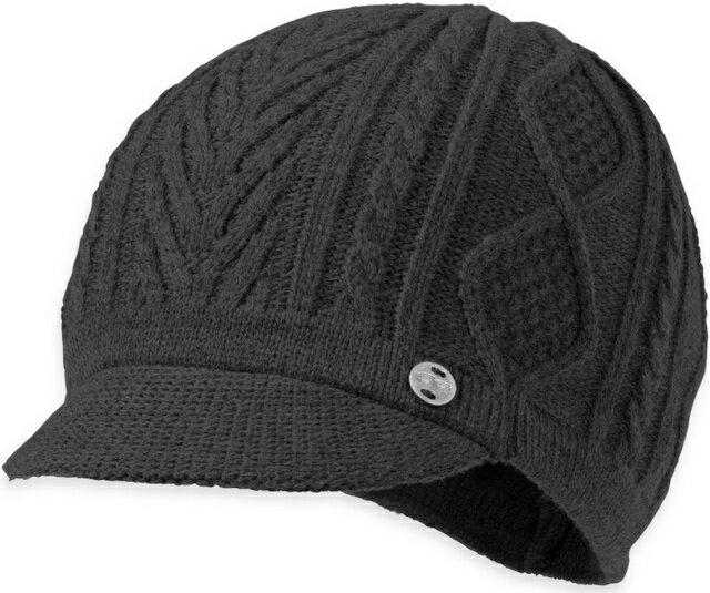Outdoor Research 登山保暖帽/毛帽 Kieren Beanie OR 243580 0111黑