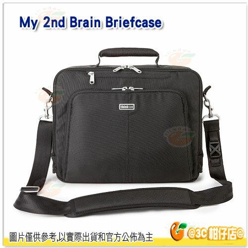 ThinkTank 創意坦克 My 2nd Brain Briefcase 13L 彩宣公司貨 創新智慧型筆電包/公事包 13吋 黑 MB611 MB612 MB613 專為APPLE Mac而設計