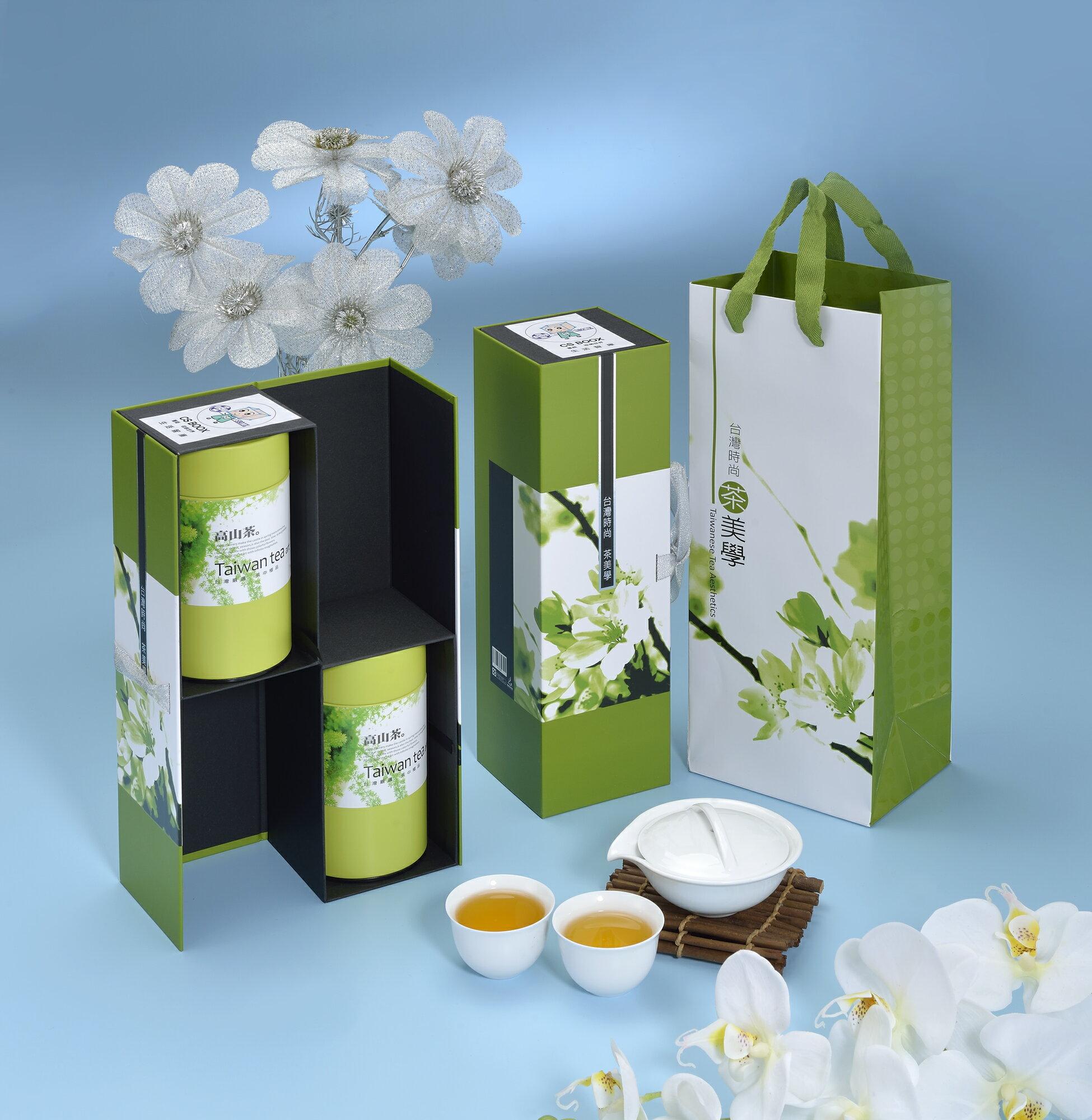 蕎家茗茶-南投鹿谷杉林溪茶 單罐 2兩入【蕎商 生活智庫】