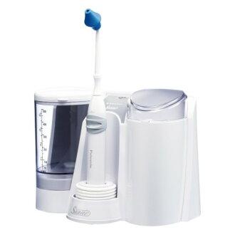 善鼻脈動式洗鼻器-個人用SH951,加贈洗鼻鹽120包及成人平面口罩一盒