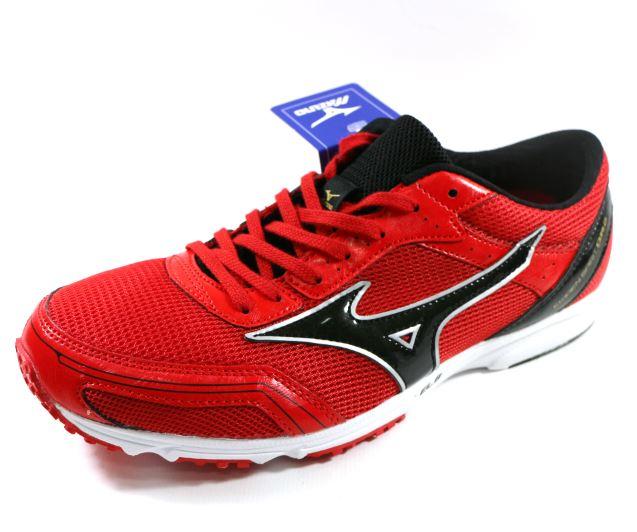 [陽光樂活] MIZUNO 初階馬拉松鞋 EKIDEN SPIRIT DR 2 - U1GD164009 亮紅
