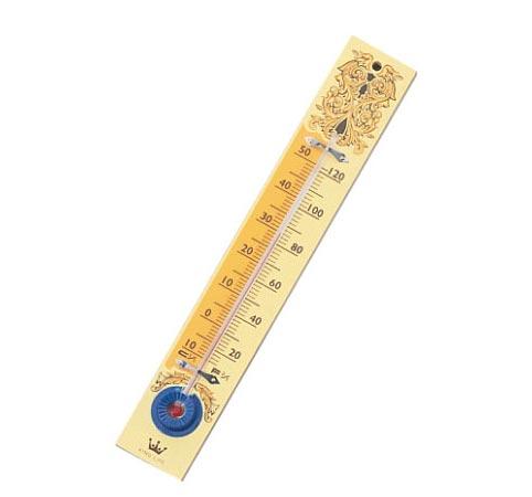 徠福 LIFE 木製溫度計 NO.2470
