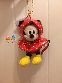  迪士尼梅雨季限定 - 雨衣 米奇