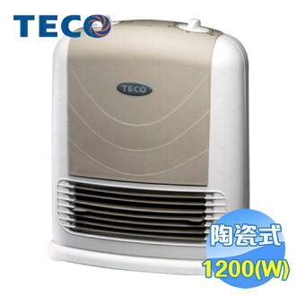 東元 TECO 陶瓷電暖器 YN1227CB