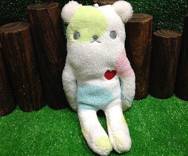 =優生活=彩色兔伸縮零錢包 棉棉兔 棉棉熊