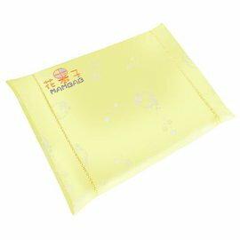 夢貝比花果子系列乳膠枕-嬰兒方枕SF-2900(黃色)497元【美馨兒】