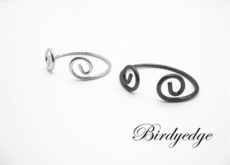 【Birdy Edge】鋼 保色 手環 100%實體拍攝 金箍棒 金箍 麻花 圖騰 手環 男 情侶