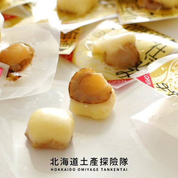「日本直送美食」[北海道海產] 乳酪干貝 ~ 北海道土產探險隊~ 1