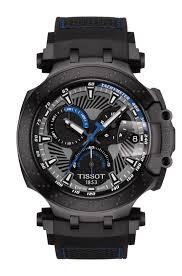 TISSOT 天梭 T1154173706102 T-RACE MOTOGP THOMAS LUTHI 2018車手限量石英計時腕錶 43mm 0