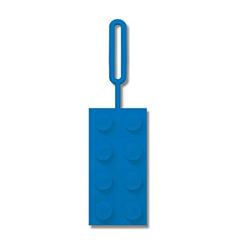 【 樂高積木 LEGO 】造型識別吊牌 - 藍色 - 限時優惠好康折扣