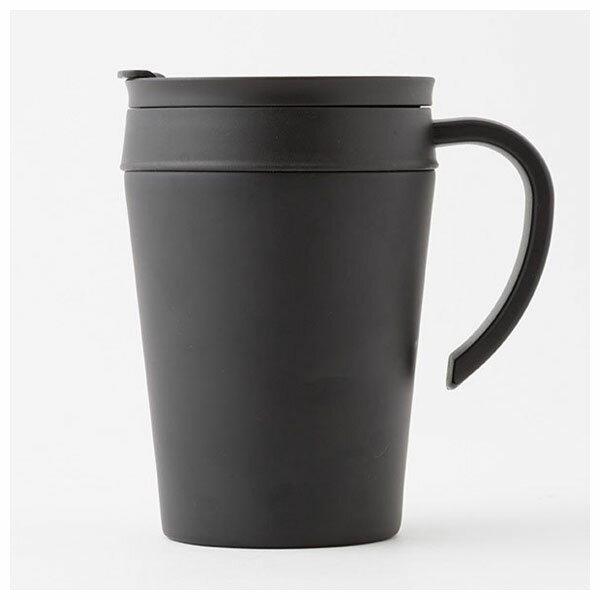 真空不鏽鋼馬克杯 BK 380ml NITORI宜得利家居