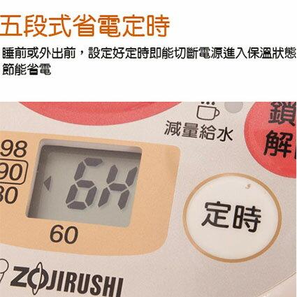 ★象印ZOJIRUSHI★ 4L微電腦電動熱水瓶 (CD-WBF40) 2