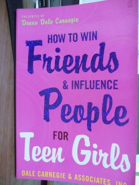 ~書寶 書T9/原文書_QMS~How to Win Friends and Influe