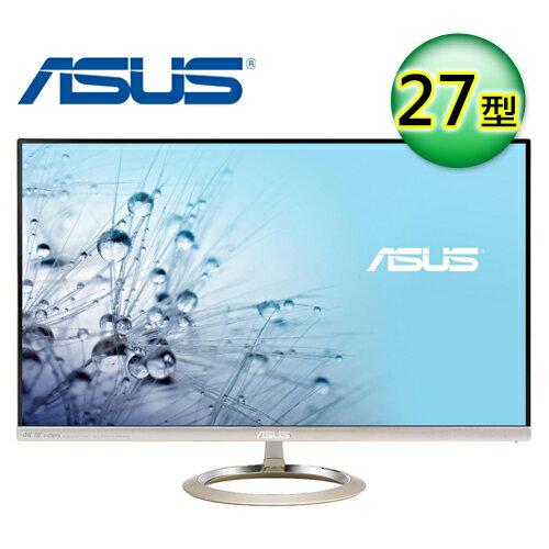 <br/><br/> ASUS 華碩 MX27UQ 27吋 4K無邊框螢幕【三井3C】<br/><br/>
