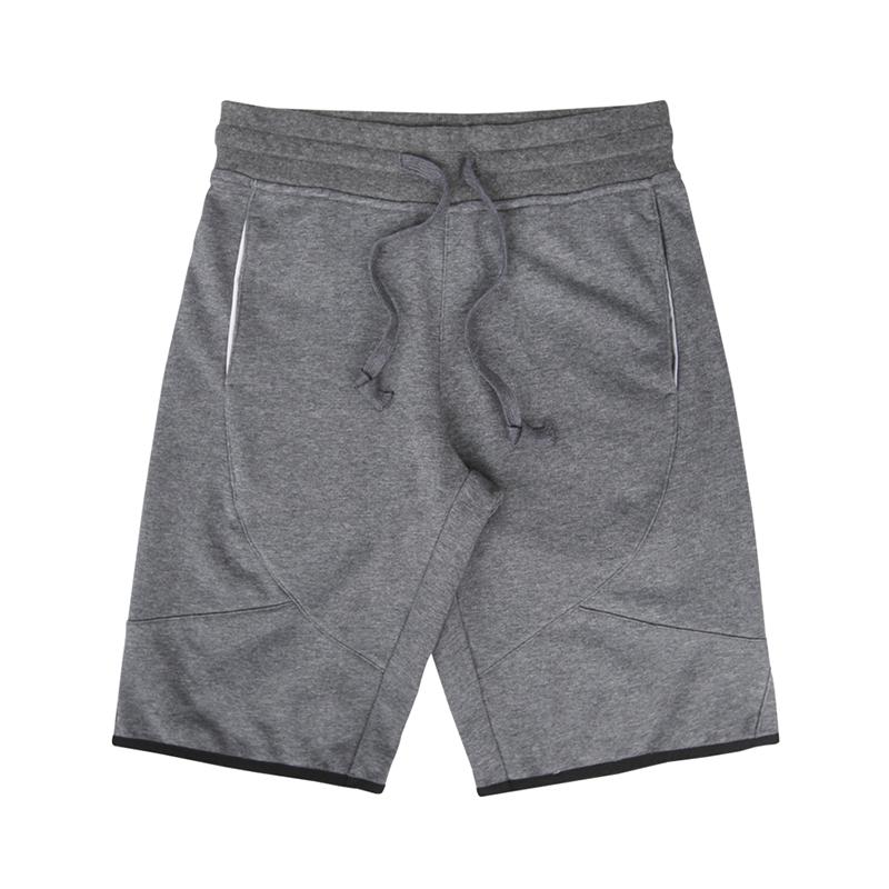DrJ短棉褲 灰色 (男款)