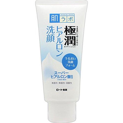 ROHTO 肌研極潤保濕洗面乳100g