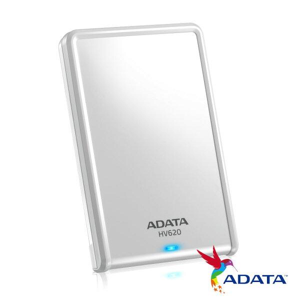 JT3C:【最高折$350】ADATA威剛HV6203TBUSB3.02.5吋外接行動硬碟白色
