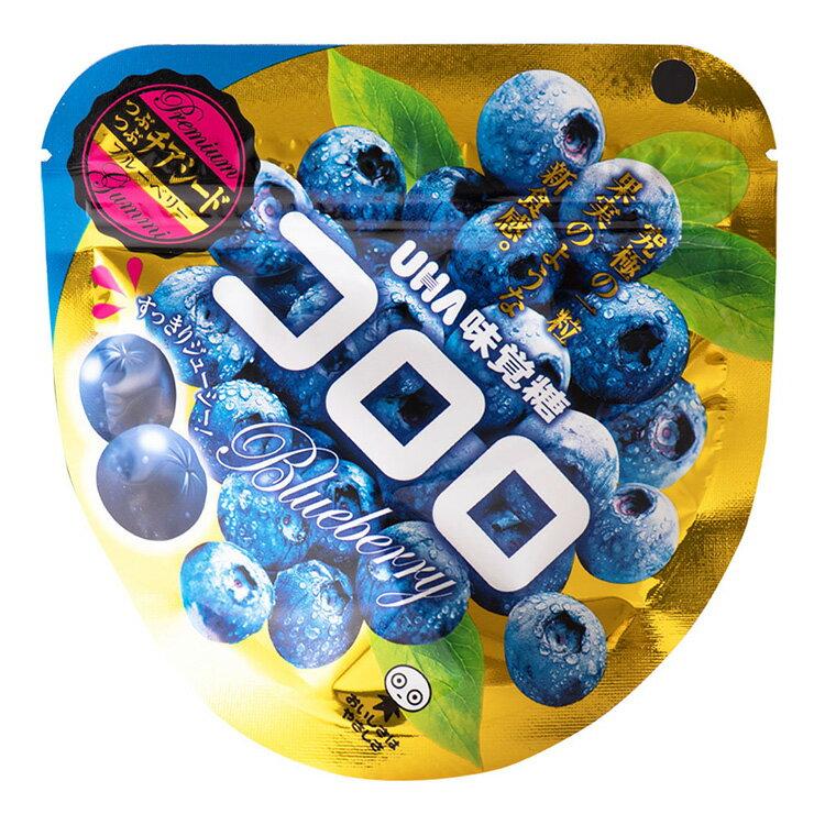 味覺糖 酷露露Q糖(藍莓)-40g (有效期限:2017.10.22)