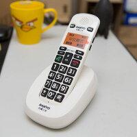 【DCT-9811】【中文選單】三洋 SANYO DCT-9811 DECT 數位電話【福利品小刮傷】黑 0