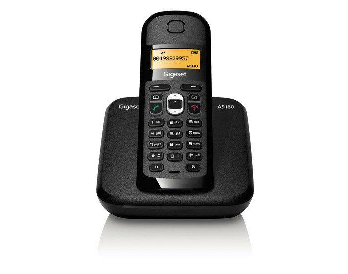 【AS180】西門子 SIEMENS Gigaset AS180 DECT數位無線電話【福利品小刮傷】公司貨2年保固