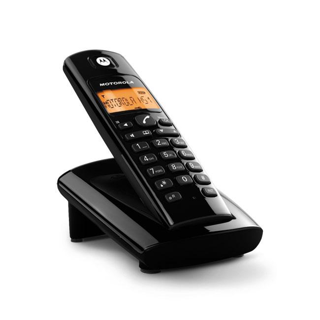 【D101O】Motorola DECT數位無線電話D101O