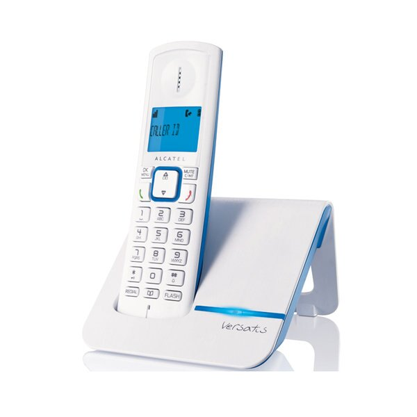 【F200】 Alcatel阿爾卡特 Versatis F200 數位室內無線電話