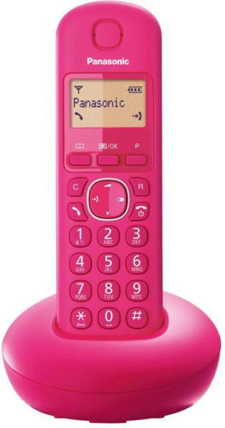 【TGB210】平行輸入 Panasonic 國際牌數位DECT 無線電話 KX-TGB210  粉紅色