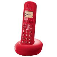 Panasonic 國際牌 無線電話 紅色 福利品