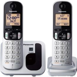 Panasonic 國際牌數位DECT 無線電話 KX-TGC212TW  福利品小刮傷